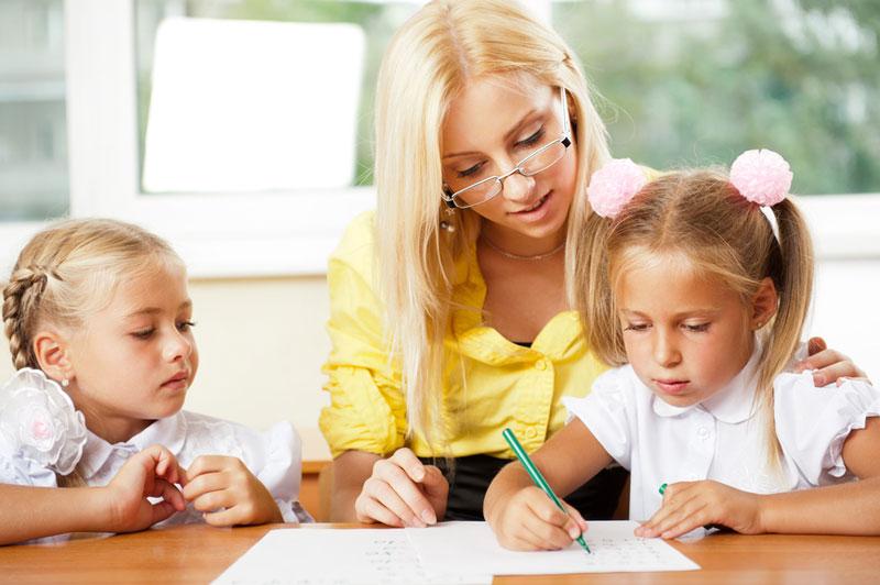 Помогите ребёнку в выполнении домашнего задания