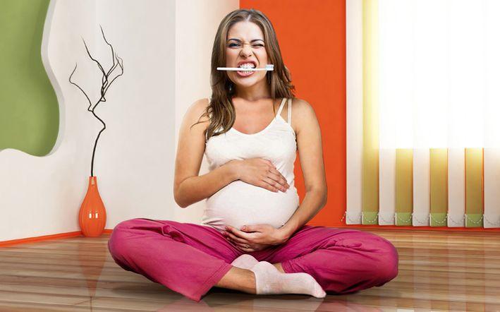 Гигиена-беременной