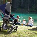 Организация прогулок с маленьким ребенком(1)