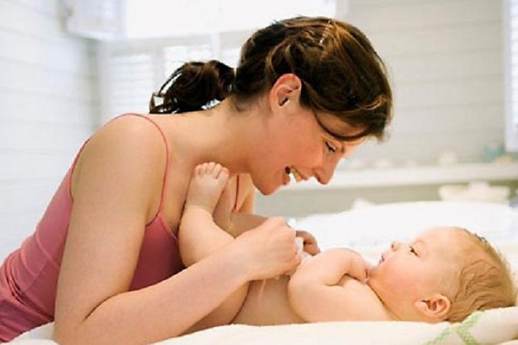 Речь и мышление младенца
