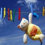 Как чистить мягкие игрушки?