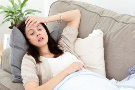 Как влияет стресс на беременность