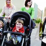 Первый «транспорт» ребенка, или как подобрать коляску