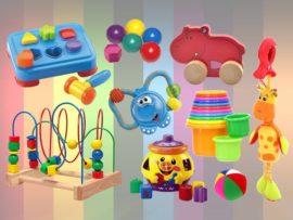 Выбираем безопасные игрушки для своего ребенка