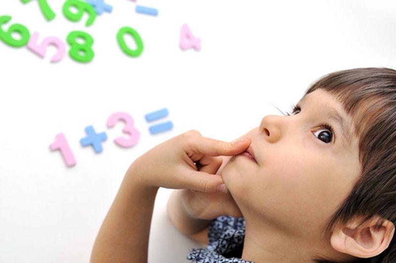 Дети и числа картинки