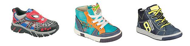 Как выбрать кроссовки для мальчика
