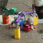 Роботизированный ползунок поможет детям с риском ДЦП