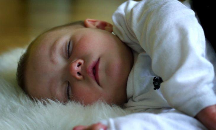 ночной сон ребенка