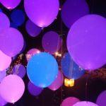 Светящиеся шары с гелием — праздничное волшебство