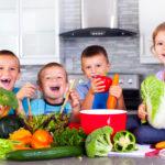 Роль витаминов в детском питании