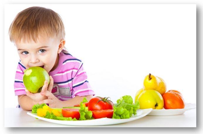 Аллергия на продукты у детей и родителей