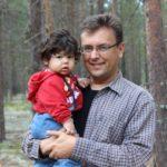 «Я — папа»: Дмитрий Беляев