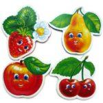 Мягкие пазлы для малышей через интернет-магазин «Бумбарам»