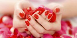 Укрепляем ногти в домашних условиях