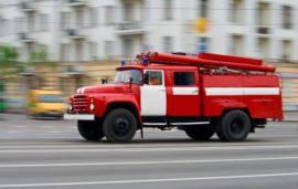 Ложный вызов пожарных оплатят родители