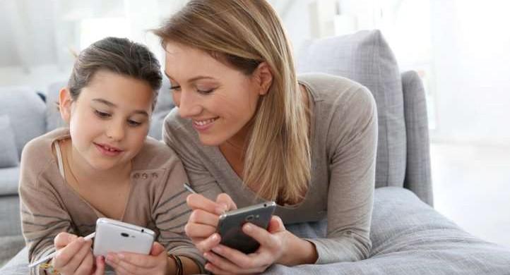 Родители смогут проследить, как дети используют мобильные телефоны