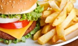 Какие химикаты вы едите с фаст-фудом