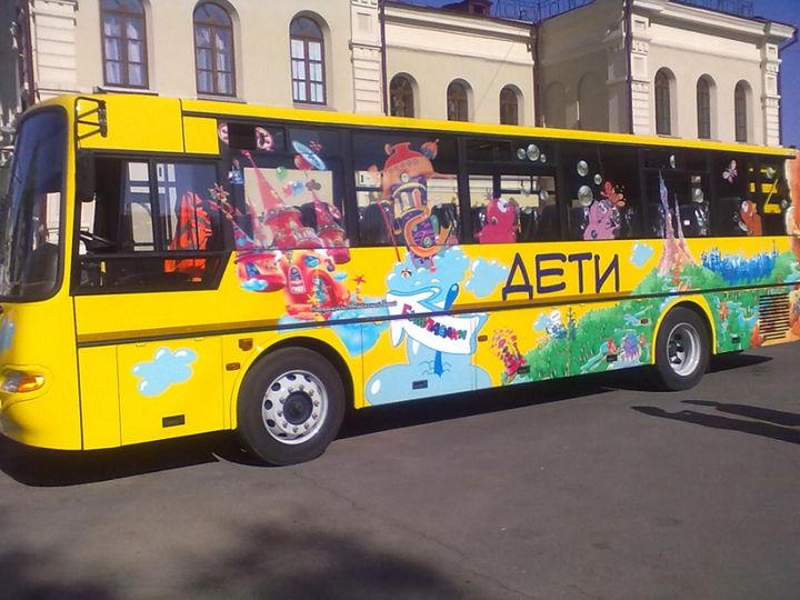 Правила перевозки детей автобусами 2017