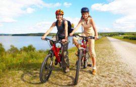 Ваш ребенок – велосипедист!