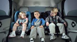 Детский вопрос. Почему малышам необходимо автокресло