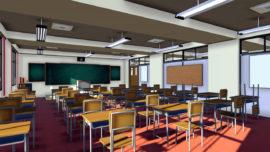 Школа вредит здоровью юных россиян