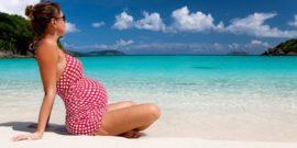 Загар во время беременности: правила безопасного загара