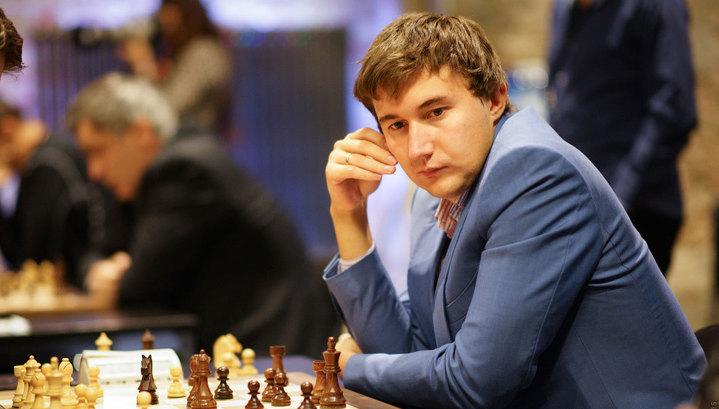 Сергей Александрович Карякин