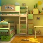 Из какого материала лучше покупать мебель в детскую?