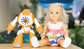 Игрушки шпионят за вашими детьми
