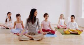 Йога против депрессии