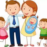 Установленные правила в семье положительно влияют на воспитание ребенка