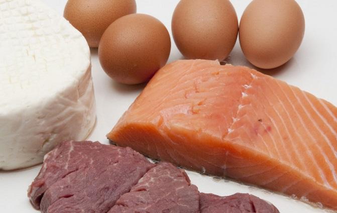 Без белков зимой человек становится подвержен множеству инфекций