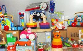 Большое количество игрушек вредно для детей