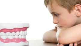 Особенности ухода за зубами у подростков