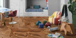 Насколько вреден современный линолеум для здоровья ребенка