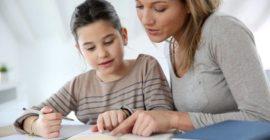 Британские родители не помогают детям с домашними заданиями