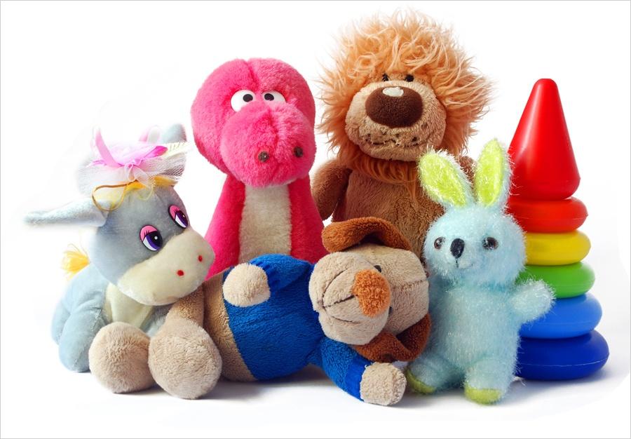Осторожно игрушки для детей