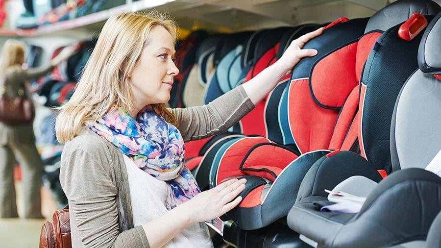 Надежное устройство может спасти жизнь маленького пассажира и защитить его от травм