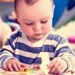 Воображение ребенка от 1 до 3