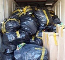 Крупную партию токсичных игрушек из Китая уничтожили в Приамурье