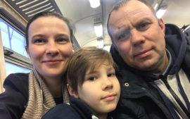 Многодетная мать Людмила Кубанова делится своим секретом семейного счастья
