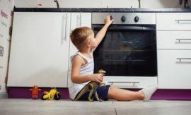 Опасные места для детей в квартире