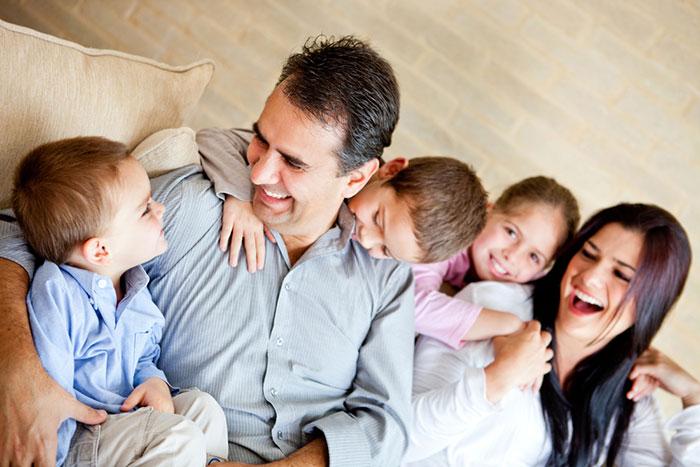 Проблемы семьи и ребенок