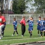 Чем полезен футбол для детей?