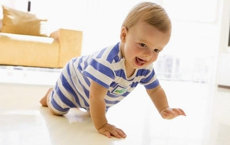 Возрастные особенности ребенка от 6 месяцев до 1 года