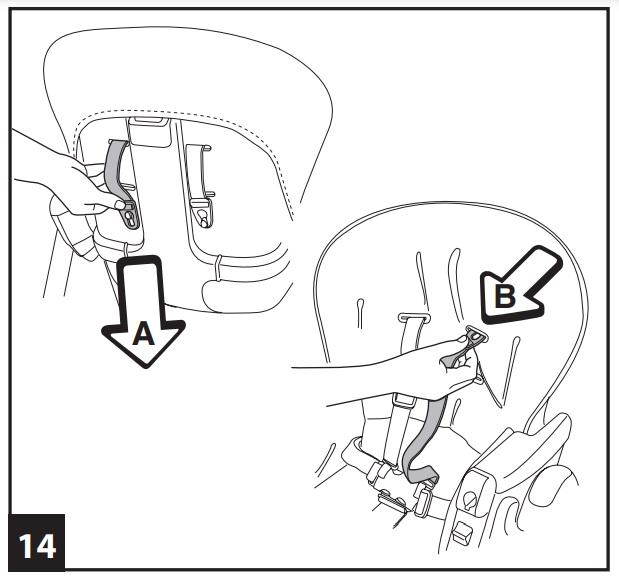 Инструкция к стульчику для кopмлeния Peg-Perego Prima Pappa Diner р-14