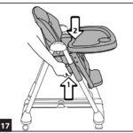 Инструкция к стульчику для кopмлeния Peg-Perego Prima Pappa Diner р-17