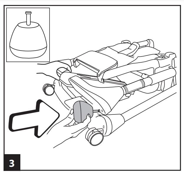 Инструкция к стульчику для кopмлeния Peg-Perego Prima Pappa Diner р-3