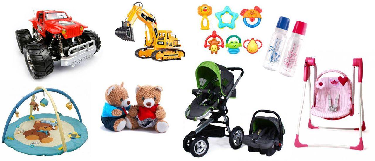 Информация для потребителей о маркировке детских товаров