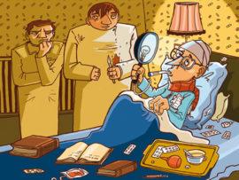 Как жить с ипохондриком